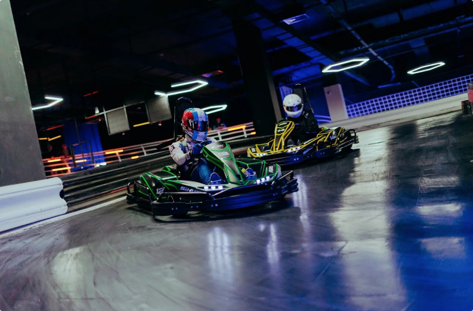 Black Star Karting Night Race